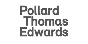 Pollard Thomas Edwards logo